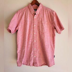 Patagonia Lightweight Bluffside Shirt sz L